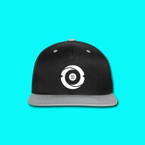 Unisex Crewneck Sweatshirt - Snap-back Baseball Cap