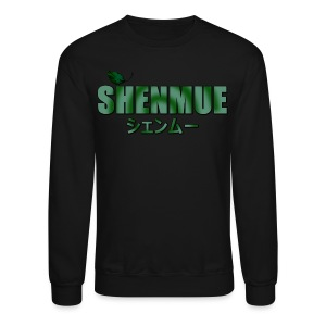 Shenmue Leaf Shirt (Men's) - Crewneck Sweatshirt
