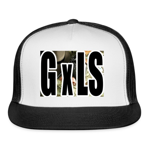 G X LS TEE - Trucker Cap