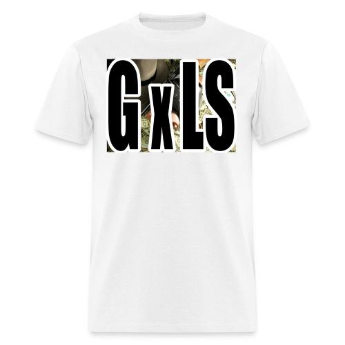 G X LS TEE - Men's T-Shirt