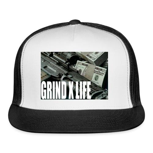 GRIND X LIFE TEE MONEY - Trucker Cap