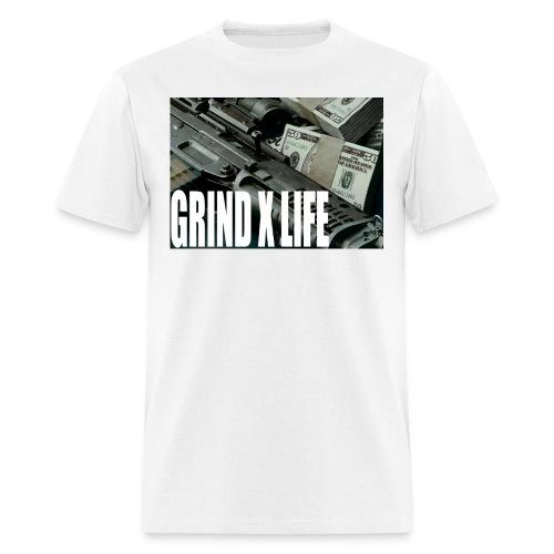 GRIND X LIFE TEE MONEY - Men's T-Shirt