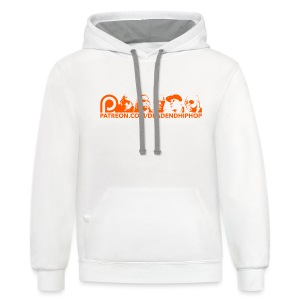 Women's Patreon Supporter - Contrast Hoodie