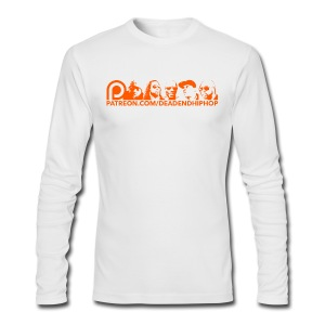 Women's Patreon Supporter - Men's Long Sleeve T-Shirt by Next Level