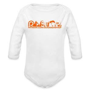 Women's Patreon Supporter - Long Sleeve Baby Bodysuit