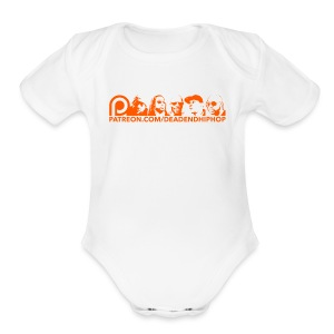 Women's Patreon Supporter - Short Sleeve Baby Bodysuit