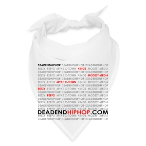 Women's DEHH King of Rap - Bandana