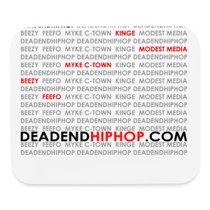 Women's DEHH King of Rap - Mouse pad Horizontal