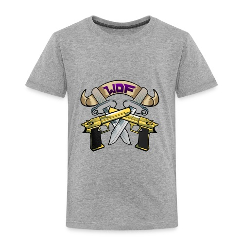 WDF Gaming Kids Premium Shirt - Toddler Premium T-Shirt