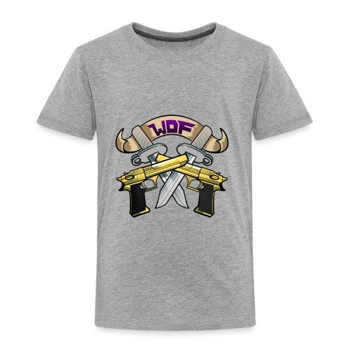 WDF Gaming Kids Premium Shirt - Toddler Premium T-Shirt