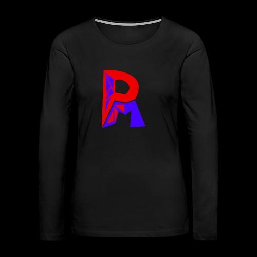 PuipinM T-Shirt - Women's Premium Long Sleeve T-Shirt