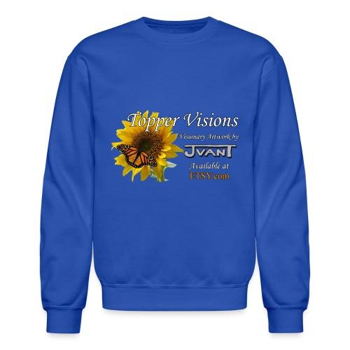 Topper Vision Women's T-Shirt - Crewneck Sweatshirt