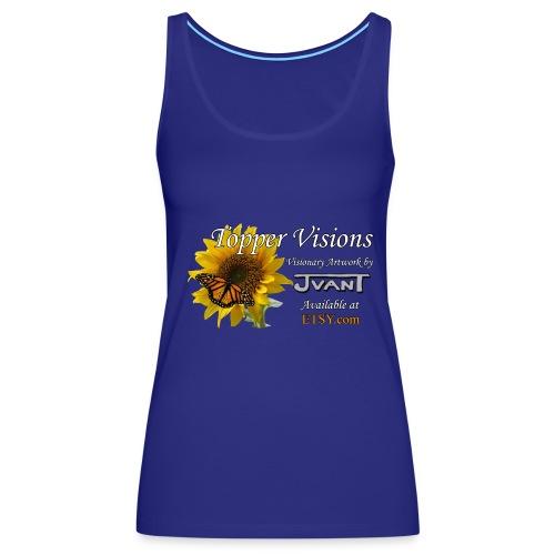 Topper Vision Women's T-Shirt - Women's Premium Tank Top