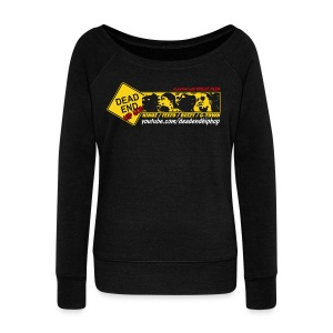 Women's DEHH Original Retro 2011 - Women's Wideneck Sweatshirt