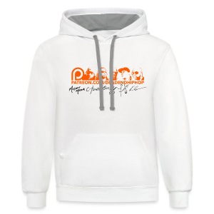 Women's Patreon Supporter Signature - Contrast Hoodie
