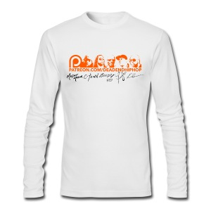 Women's Patreon Supporter Signature - Men's Long Sleeve T-Shirt by Next Level