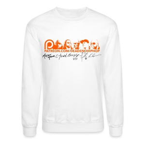 Women's Patreon Supporter Signature - Crewneck Sweatshirt