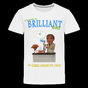 George Washington Carver - Kids' Premium T-Shirt