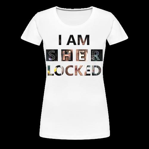 SherLocked - Women's Premium T-Shirt