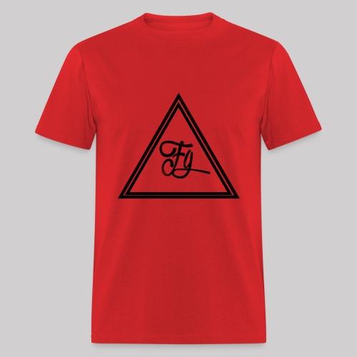 FG Hoodie middle logo - Men's T-Shirt