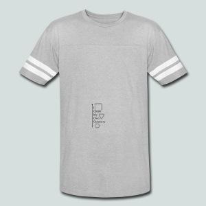 I create My Own Geometry - Vintage Sport T-Shirt