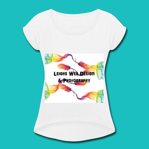Women's Roll Cuff T-Shirt
