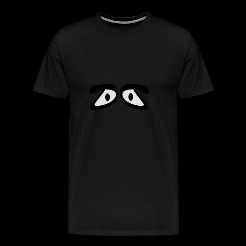 DubbelDutch Knit Cap - Men's Premium T-Shirt