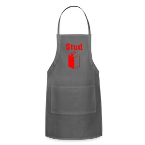 STUD - Men's Tee - Adjustable Apron