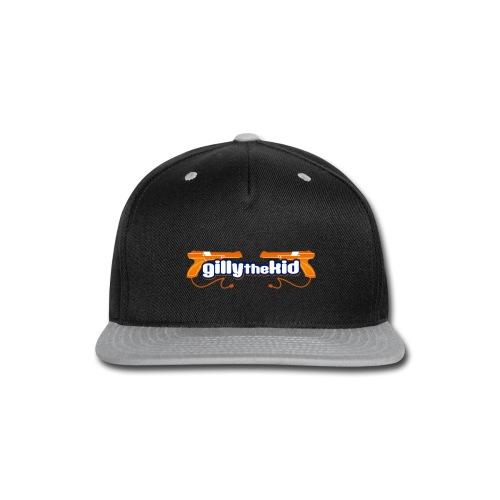 gillythekid Logo T-Shirt - Snap-back Baseball Cap