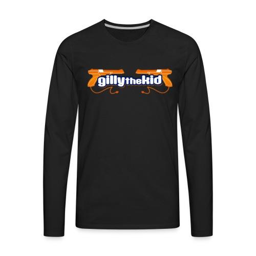 gillythekid Logo T-Shirt - Men's Premium Long Sleeve T-Shirt