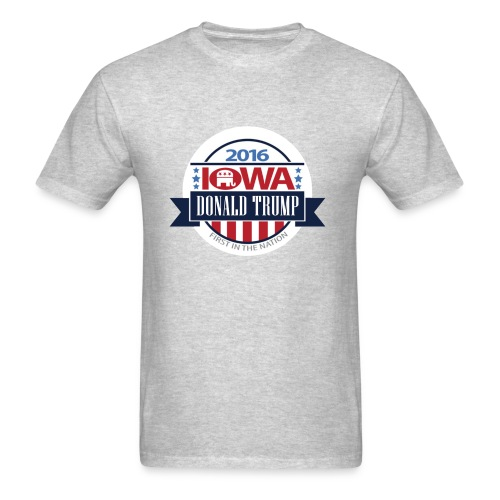 Trump Iowa Hoodie - Men's T-Shirt
