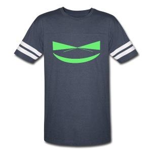 The Smile of a Noob Men's T-Shirt - Vintage Sport T-Shirt