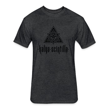 Mens Kalya Scintilla standard symbol - Fitted Cotton/Poly T-Shirt by Next Level