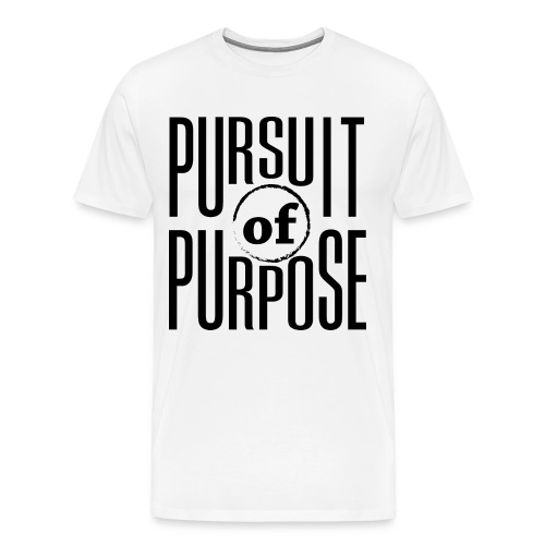 Purpose Tee - Adult - Men's Premium T-Shirt