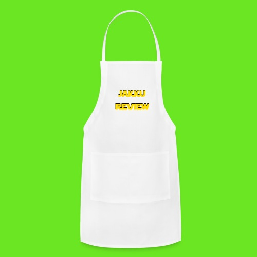 Jakku Review Button - Adjustable Apron