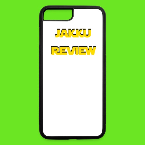 Jakku Review Button - iPhone 7 Plus/8 Plus Rubber Case