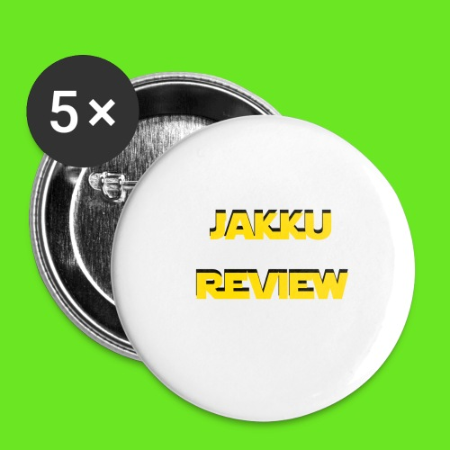 Jakku Review Button - Small Buttons