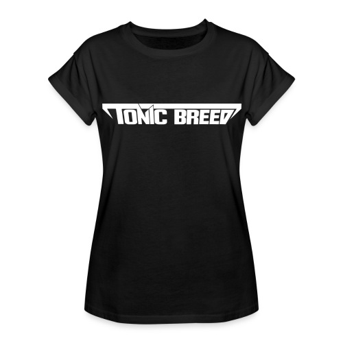 Tonic Breed logo - Unisex - Women's Relaxed Fit T-Shirt