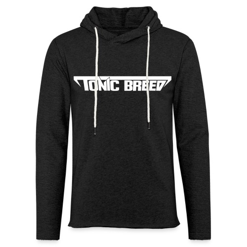 Tonic Breed logo - Unisex - Unisex Lightweight Terry Hoodie