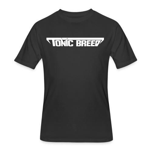 Tonic Breed logo - Unisex - Men's 50/50 T-Shirt