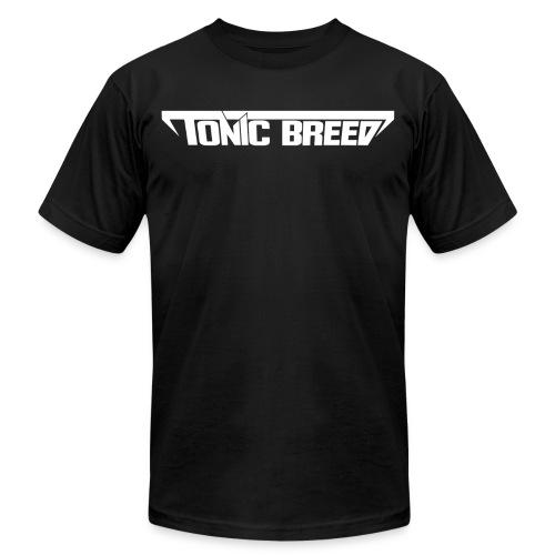 Tonic Breed logo - Unisex - Men's  Jersey T-Shirt