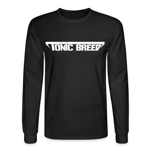 Tonic Breed logo - Unisex - Men's Long Sleeve T-Shirt
