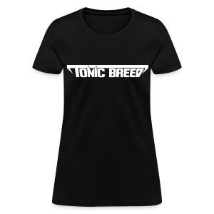 Tonic Breed logo - Unisex - Women's T-Shirt