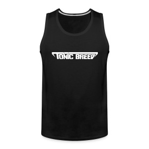 Tonic Breed logo - Unisex - Men's Premium Tank