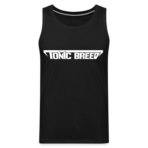 Tonic Breed logo - Unisex - Men's Premium Tank
