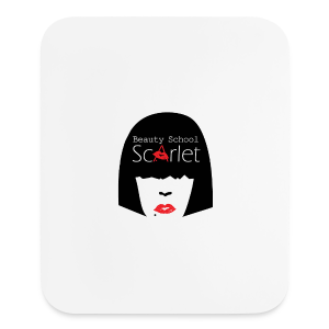 The Scarlet Tote - Mouse pad Vertical