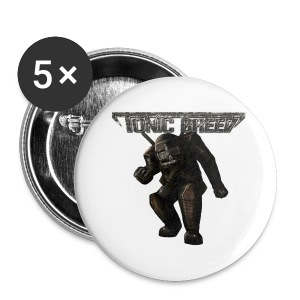 Tonic Breed Warrior - Unisex - Small Buttons