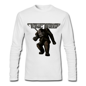 Tonic Breed Warrior - Unisex - Men's Long Sleeve T-Shirt by Next Level