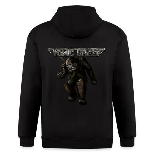 Tonic Breed Warrior - Unisex - Men's Zip Hoodie