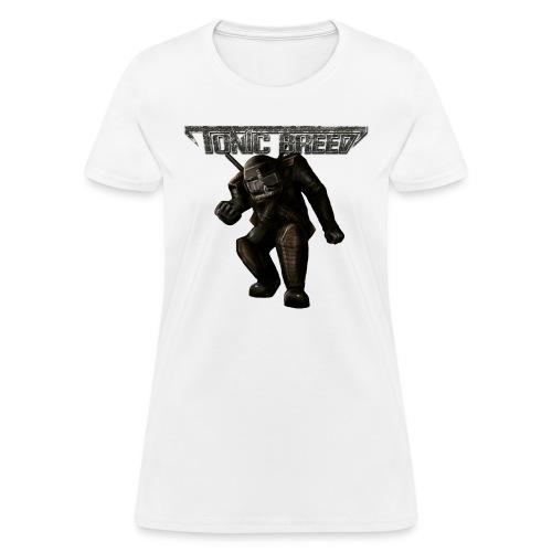 Tonic Breed Warrior - Unisex - Women's T-Shirt